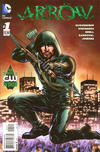Cover for Arrow (DC, 2013 series) #1 [Grell / Mayor art]