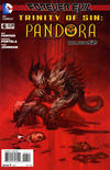 Cover for Trinity of Sin: Pandora (DC, 2013 series) #6