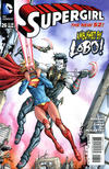 Cover for Supergirl (DC, 2011 series) #26 [Direct Sales]