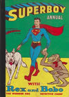 Cover for Superboy Annual (Atlas Publishing, 1953 series) #1961-1962