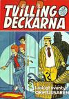 Cover for Tvillingdeckarna (Semic, 1979 series) #2/1980