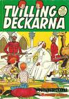 Cover for Tvillingdeckarna (Semic, 1979 series) #3/1980