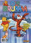 Cover for Ole Brumm (Hjemmet, 1981 series) #11/1991