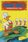 Cover for Donald Ducks Show (Hjemmet / Egmont, 1957 series) #[41] - Sommershow 1982
