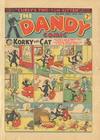 Cover for The Dandy Comic (D.C. Thomson, 1937 series) #353