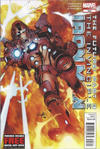Cover for Invincible Iron Man (Marvel, 2008 series) #523