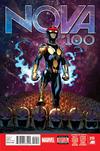 Cover for Nova (Marvel, 2013 series) #10 (100) [Ed McGuinness Cover]