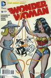 Cover for Wonder Woman (DC, 2011 series) #19 [MAD Magazine Variant Cover by Peter Kuper]