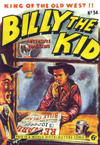Cover for Billy the Kid Adventure Magazine (World Distributors, 1953 series) #34