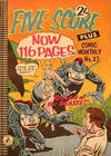 Cover for Five-Score Plus Comic Monthly (K. G. Murray, 1960 series) #27