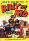 Cover for Billy the Kid Adventure Magazine (World Distributors, 1953 series) #14