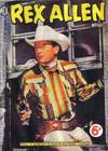 Cover for Rex Allen (World Distributors, 1953 series) #10