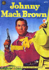 Cover for Johnny Mack Brown (World Distributors, 1954 series) #5