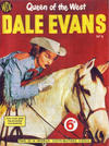 Cover for Dale Evans Queen of the West (World Distributors, 1955 series) #6