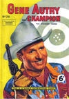 Cover for Gene Autry and Champion (World Distributors, 1956 series) #28