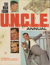 Cover for The Man from U.N.C.L.E. Annual (World Distributors, 1966 series) #1968