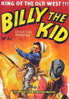 Cover for Billy the Kid Adventure Magazine (World Distributors, 1953 series) #62