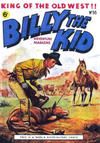 Cover for Billy the Kid Adventure Magazine (World Distributors, 1953 series) #35
