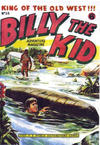 Cover for Billy the Kid Adventure Magazine (World Distributors, 1953 series) #53