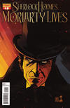 Cover for Sherlock Holmes: Moriarty Lives (Dynamite Entertainment, 2013 series) #1