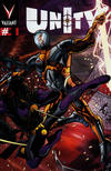 Cover for Unity (Valiant Entertainment, 2013 series) #1 [Cover C - Pullbox Edition - Bryan Hitch]