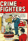 Cover for Crimefighters Comics (Bell Features, 1948 series) #6