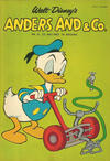 Cover for Anders And & Co. (Egmont, 1949 series) #21/1962