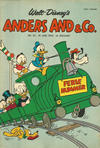 Cover for Anders And & Co. (Egmont, 1949 series) #25/1962