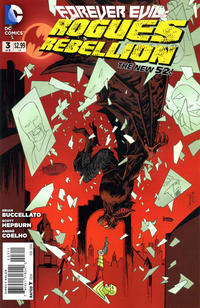 Cover Thumbnail for Forever Evil: Rogues Rebellion (DC, 2013 series) #3