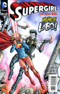 Cover Thumbnail for Supergirl (DC, 2011 series) #26 [Direct Sales]