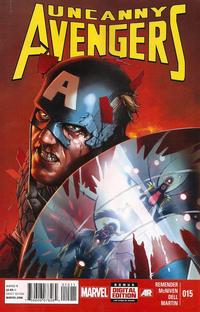 Cover Thumbnail for Uncanny Avengers (Marvel, 2012 series) #15