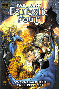 Cover Thumbnail for Fantastic Four: The New Fantastic Four (Marvel, 2007 series)