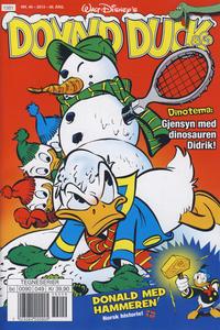 Cover Thumbnail for Donald Duck & Co (Hjemmet / Egmont, 1948 series) #49/2013