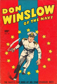 Cover Thumbnail for Don Winslow of the Navy (Export Publishing, 1948 series) #55