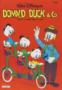 Cover Thumbnail for Donald Duck & Co (Hjemmet / Egmont, 1948 series) #12/1982