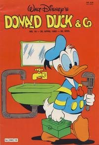 Cover Thumbnail for Donald Duck & Co (Hjemmet / Egmont, 1948 series) #16/1982