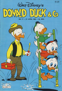 Cover Thumbnail for Donald Duck & Co (Hjemmet / Egmont, 1948 series) #17/1982