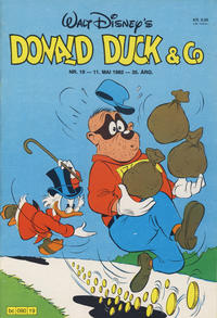 Cover Thumbnail for Donald Duck & Co (Hjemmet / Egmont, 1948 series) #19/1982
