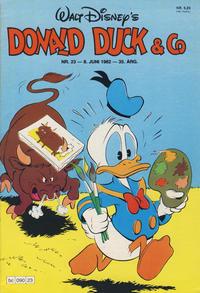 Cover Thumbnail for Donald Duck & Co (Hjemmet / Egmont, 1948 series) #23/1982