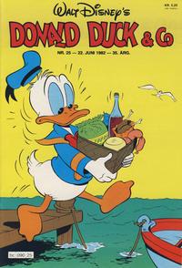 Cover Thumbnail for Donald Duck & Co (Hjemmet / Egmont, 1948 series) #25/1982