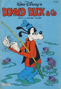 Cover Thumbnail for Donald Duck & Co (Hjemmet / Egmont, 1948 series) #27/1982