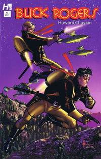 Cover Thumbnail for Buck Rogers in the 25th Century (Hermes Press, 2013 series) #3