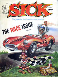 Cover Thumbnail for Sick (Prize, 1960 series) #v4#5 [27]