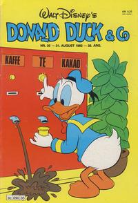 Cover Thumbnail for Donald Duck & Co (Hjemmet / Egmont, 1948 series) #35/1982