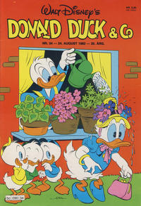 Cover Thumbnail for Donald Duck & Co (Hjemmet / Egmont, 1948 series) #34/1982