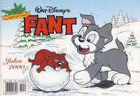Cover Thumbnail for Fant (Hjemmet / Egmont, 1998 series) #2000