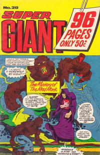 Cover Thumbnail for Super Giant (K. G. Murray, 1973 series) #20
