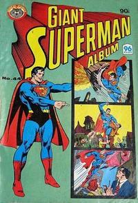 Cover Thumbnail for Giant Superman Album (K. G. Murray, 1963 ? series) #44