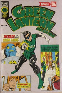 Cover Thumbnail for Green Lantern Album (K. G. Murray, 1976 ? series) #3