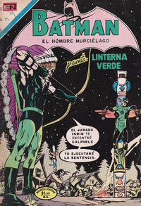 Cover Thumbnail for Batman (Editorial Novaro, 1954 series) #614
